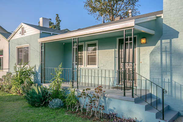 Curbed LA Features Traditional Home in Garvanza
