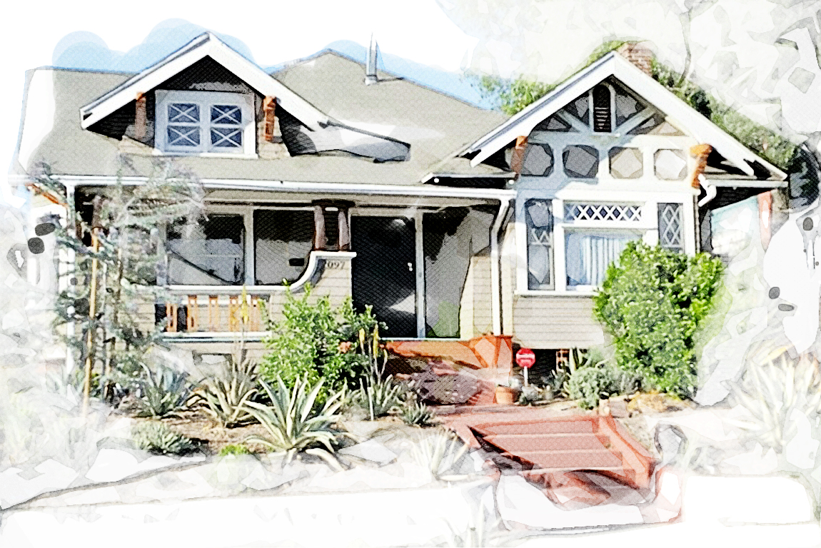 Owning a Classic Craftsman Home in Northeast Los Angeles