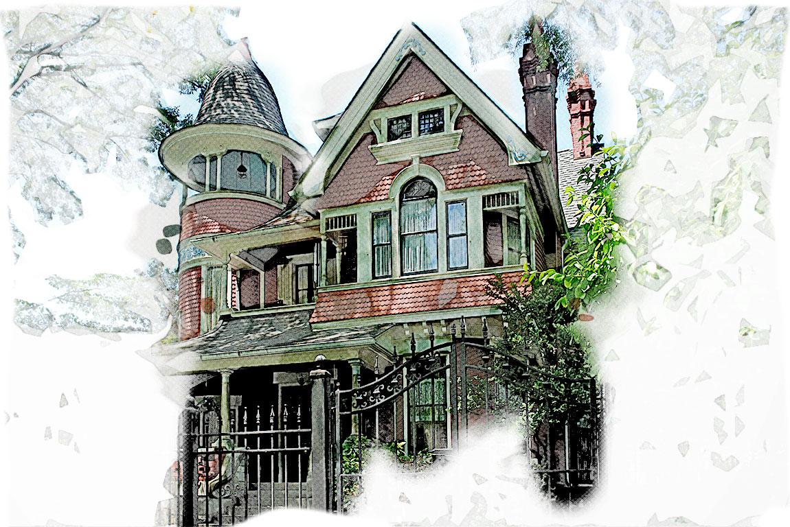 Restoring a Victorian Home in NELA