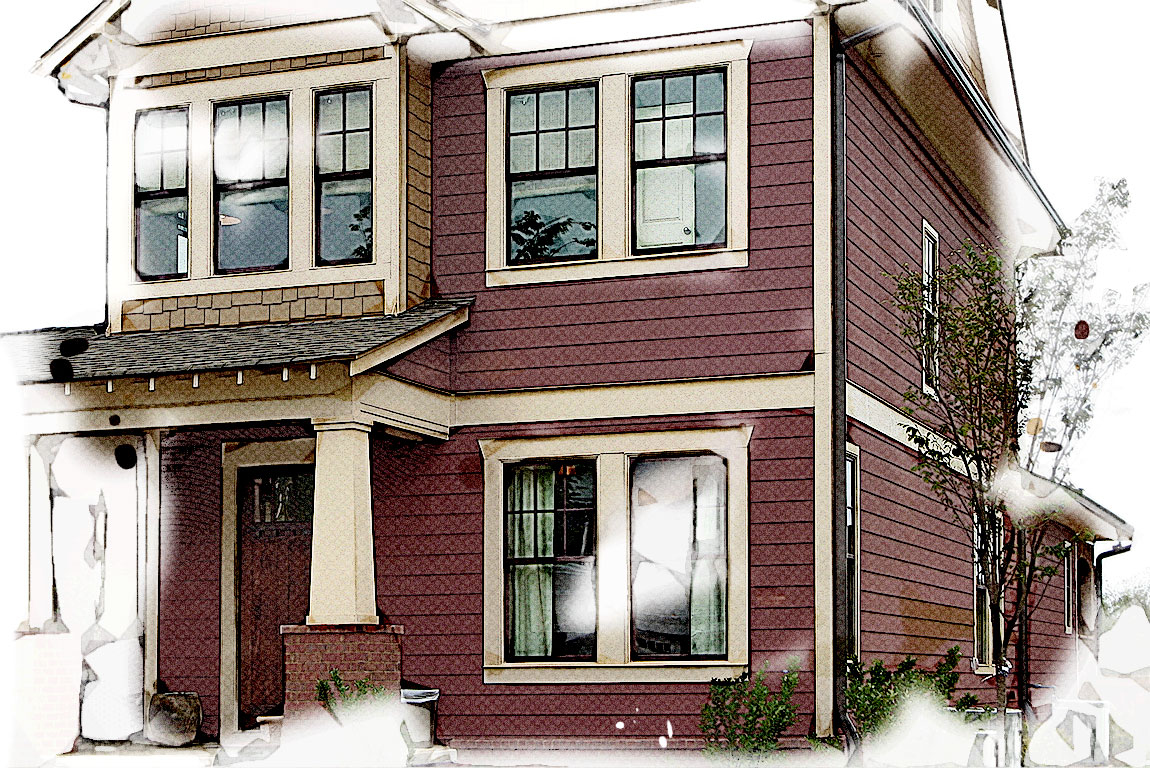 Wood Siding and Vintage Homes in NELA – What's Advisable?