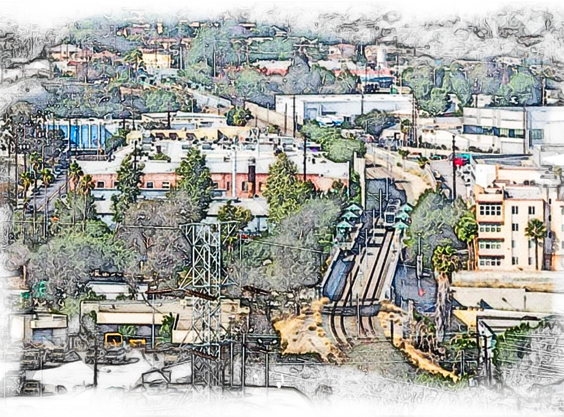 NORTH EAST LOS ANGELES