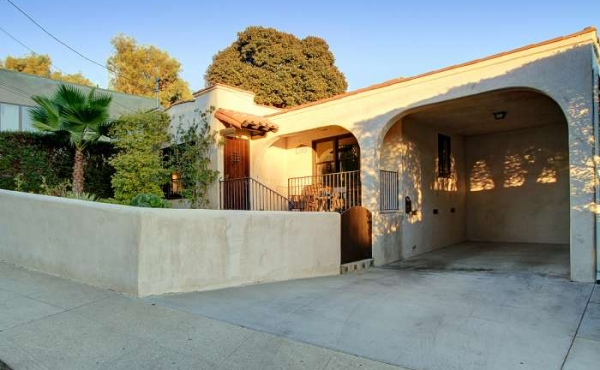 Newly Listed Home for Sale in Echo Park!