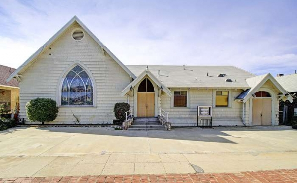 1908 Arts and Crafts Church For Sale in Historic Garvanza!