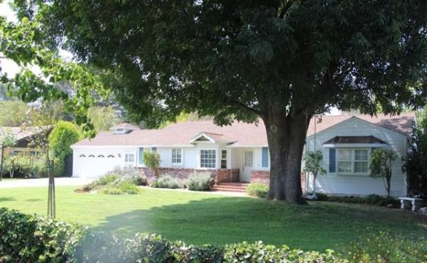 Located in the Desirable Sherwood Forest Neighborhood of Northridge