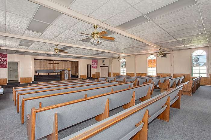 built in 1942  this 3 000 square foot building has always been used as a church