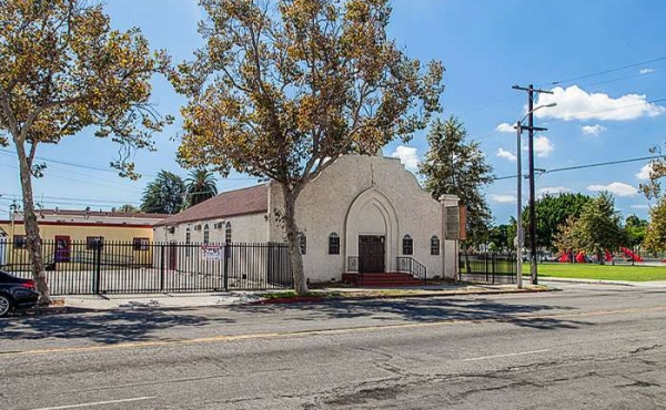 Built in 1942, this 3,000 Square Foot Building has Always been used as a Church