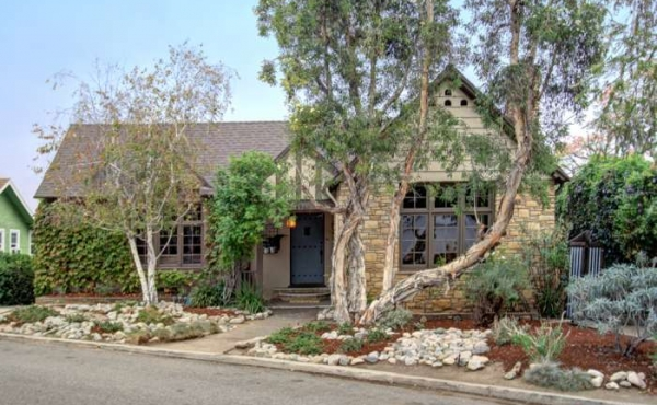 English Tudor Home For Sale in Eagle Rock