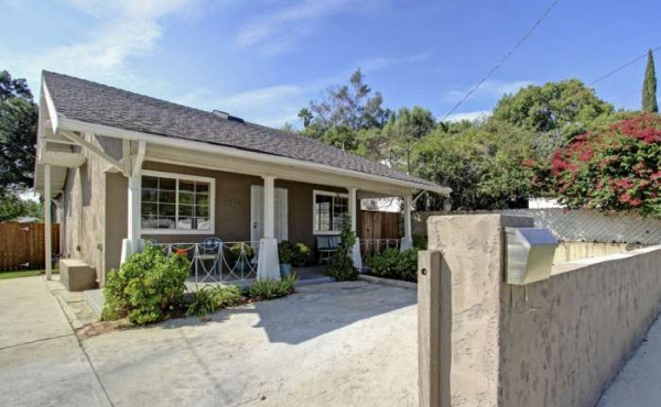 Move-in Ready Eagle Rock Bungalow Now For Sale