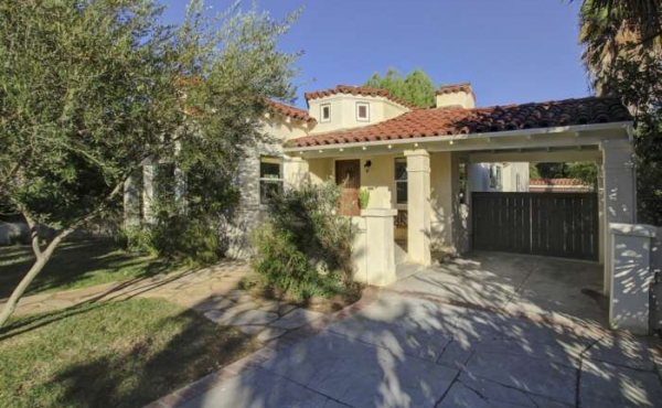 1940 Spanish Style Home in Eagle Rock