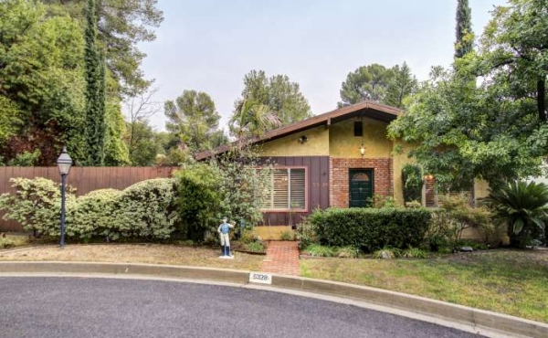 1979 Classic Split-Level Home For Sale in Eagle Rock