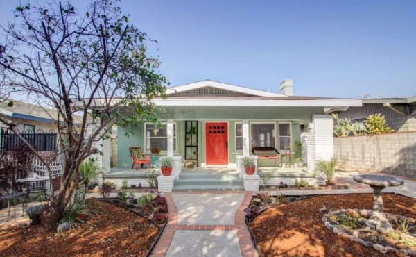 Eagle Rock Bungalow For Sale with Guest House!