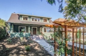 1910 Craftsman Home For Sale with Separate Studio