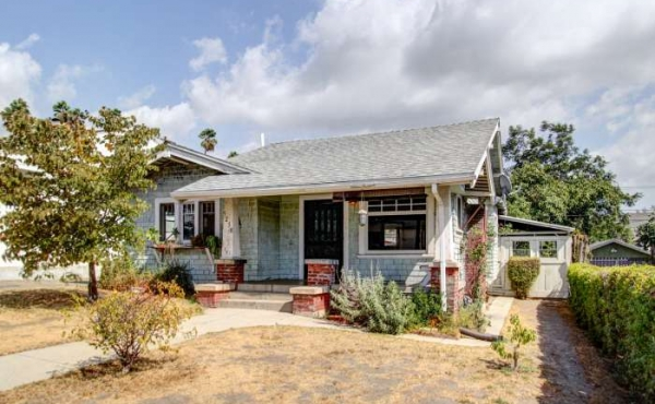 Now For Sale! 1910 Craftsman Bungalow in Eagle Rock!