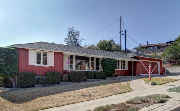 Midcentury Ranch For Sale In Eagle Rock!
