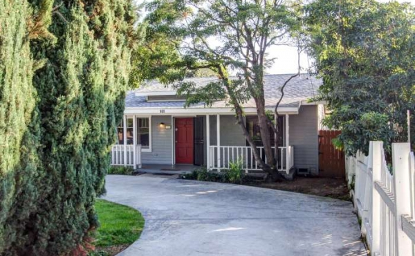 Income Property Just Sold in the Foothills of Altadena