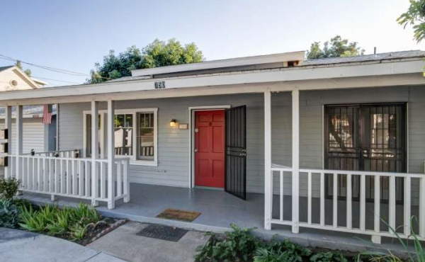 Front House Porch