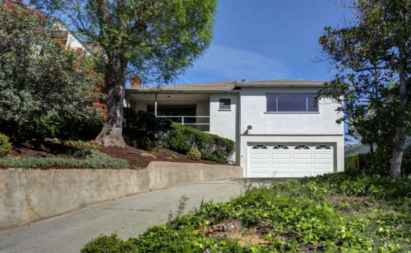 Midcentury Traditional Home Just Sold in Eagle Rock!