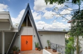 We Sold this A-Frame Midcentury in Eagle Rock!