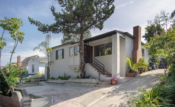 Lush Paradise in Eagle Rock Recently Sold