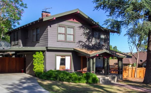 Craftsman Home For Rent in Eagle Rock