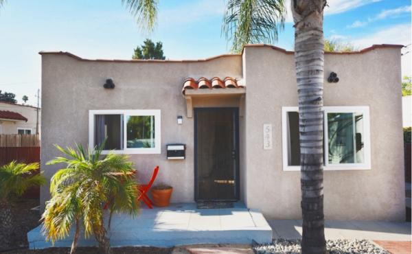Spanish Bungalow Sold in Pasadena
