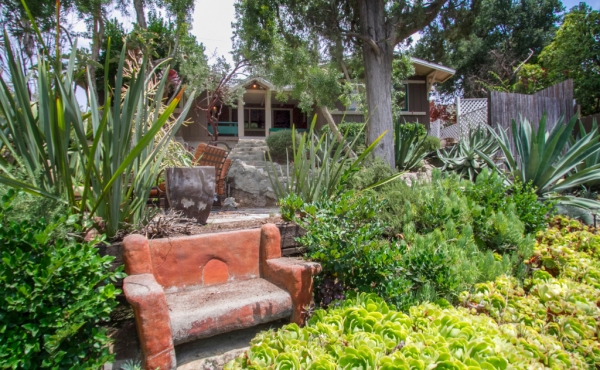 Historic Craftsman Bungalow in Eagle Rock