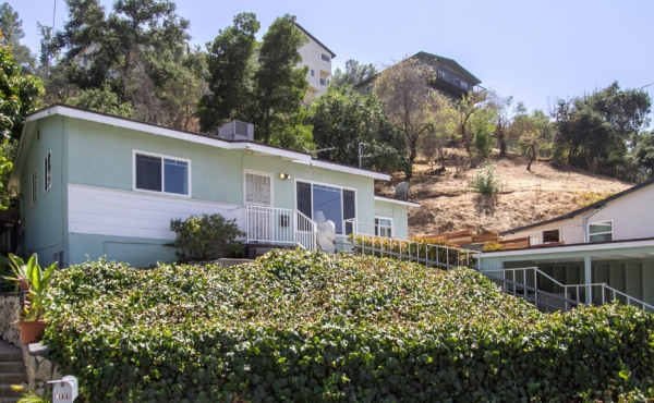 Midcentury Traditional Home in Eagle Rock