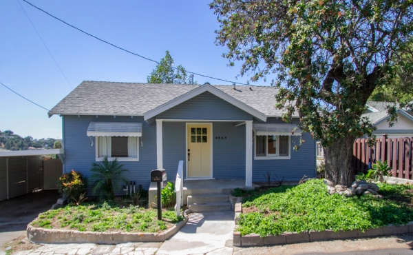 Updated Bungalow For Lease in Eagle Rock!
