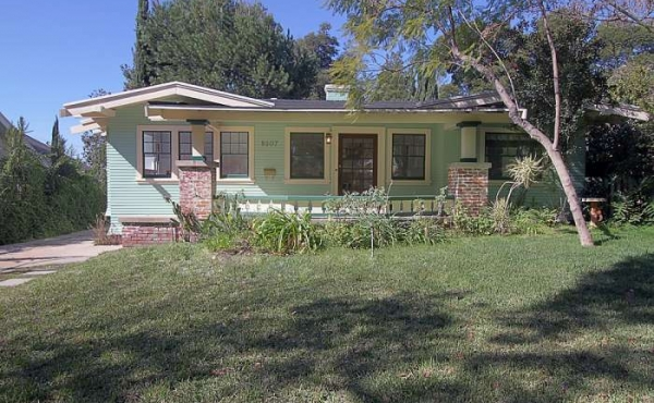 Charming Craftsman Bungalow in Eagle Rock Just Sold