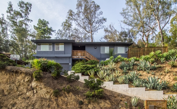Midcentury Home in Eagle Rock For Rent!