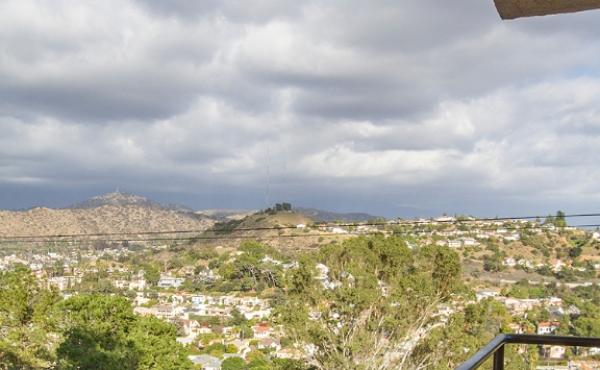 Views across Northeast LA