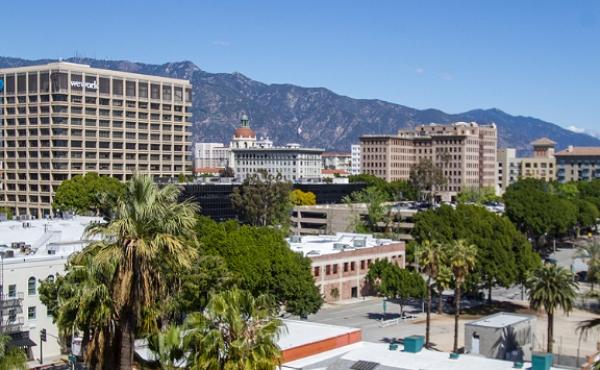 Pasadena View