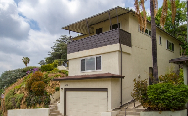 Midcentury Ranch with Views in Eagle Rock!