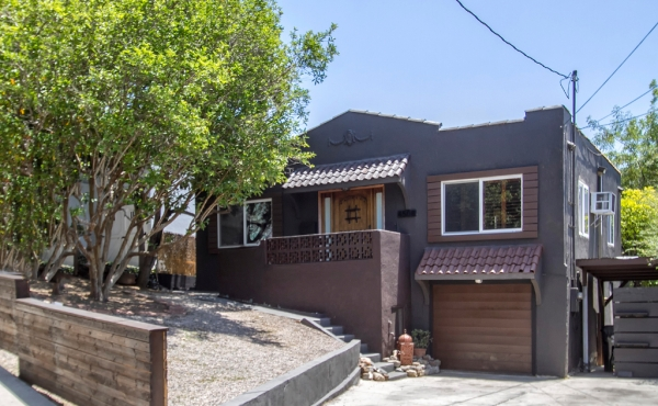Spanish Bungalow in the Hills of Eagle Rock