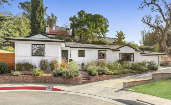 We Helped Our Clients Purchase this Eagle Rock Ranch Home!
