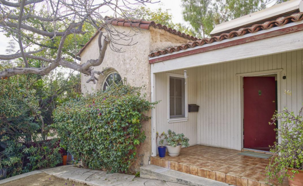 We Helped Our Clients Purchase This Spanish Fixer in Highland Park!