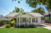 Adorable Craftsman Bungalow For Rent!