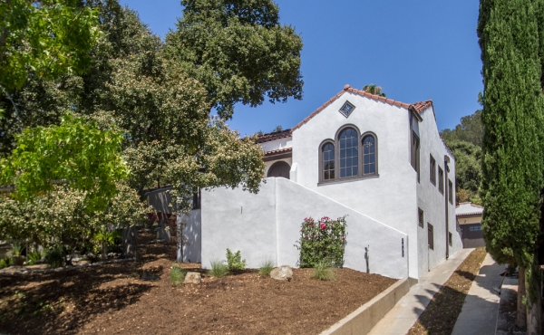 Restored Spanish Beauty in Eagle Rock!