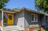 Updated Midcentury Ranch in Eagle Rock For Sale!