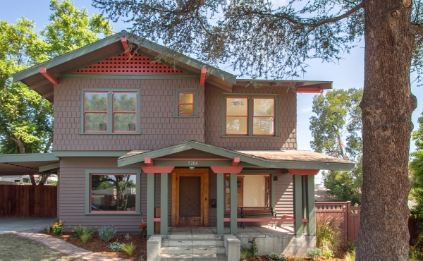 Magnificent Craftsman Home For Sale in Eagle Rock!