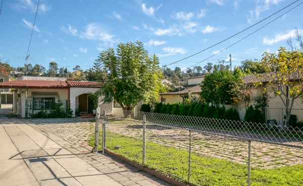 Eagle Rock Two-On-A-Lot on Large Lot!