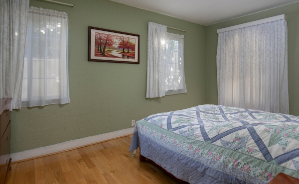 Front House Bedroom 1