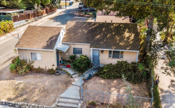 Just Sold! Eagle Rock Two-on-a-lot with Upside Potential!