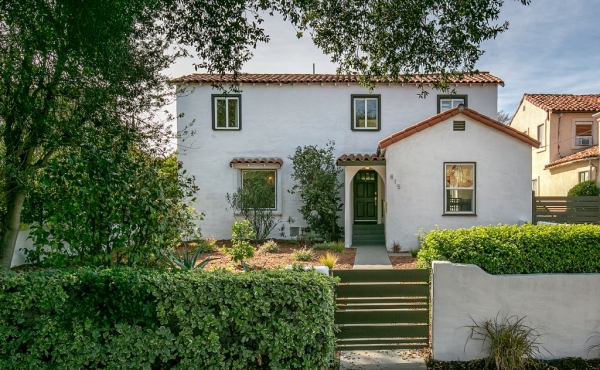 Updated Spanish Home in Northwest Pasadena!