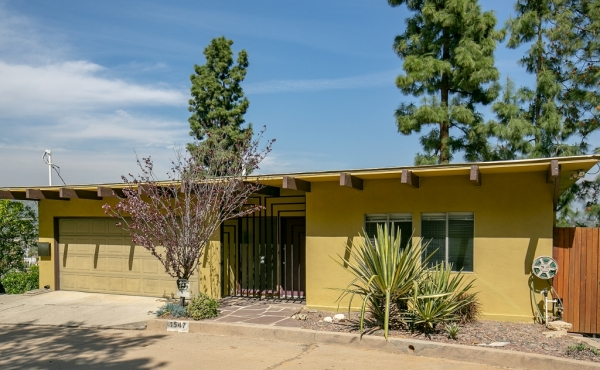 Eagle Rock Midcentury with Views + Pool!