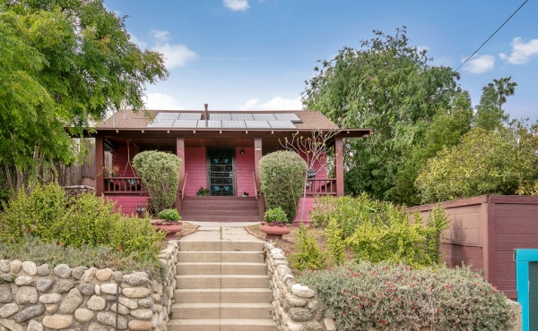 Whimsical Highland Park Bungalow with Tons of Charm