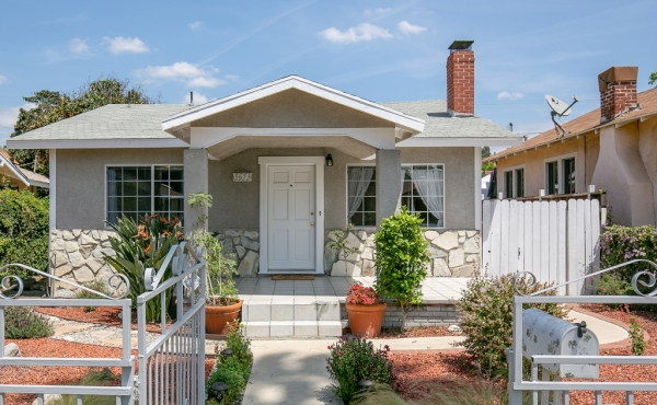 Highland Park Bungalow with Spacious Back Yard For Sale!