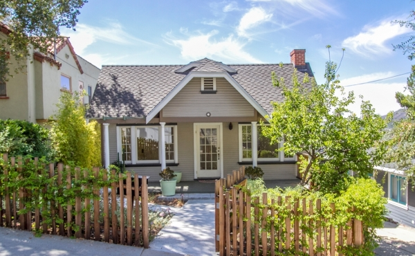 Eagle Rock Craftsman Bungalow Available For Lease!