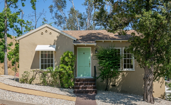 Highland Park Bungalow For Rent!