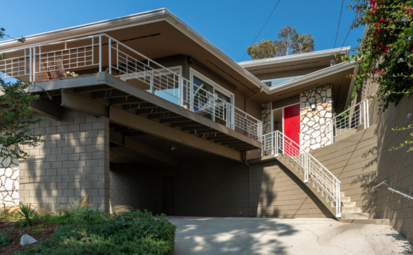 Sold! Midcentury Home with Views in the San Rafael Hills!